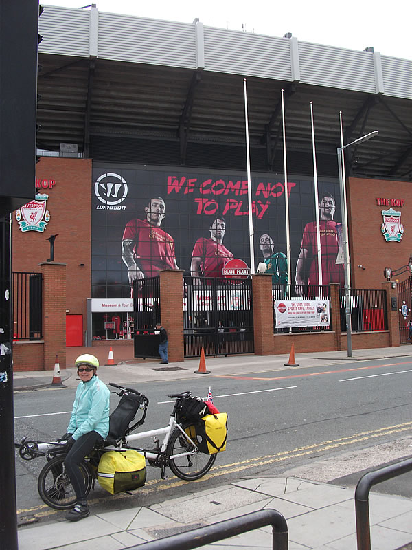 The Kop – for all you football fans