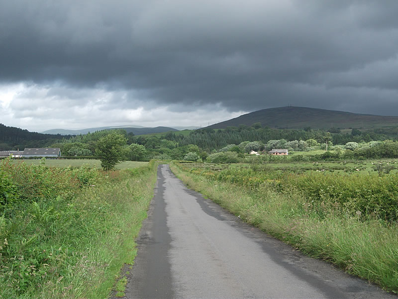 On our way to Langholm.